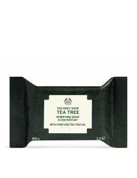 Čistící mýdlo na tělo a obličej Tea Tree