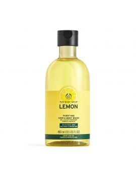 Sprchový gel na tělo & vlasy Osvěžující citron