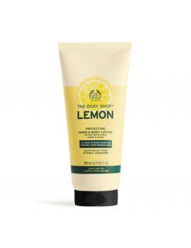 Krém na ruce & tělo Osvěžující citron