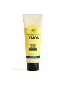 Mycí gel na obličej Osvěžující citron