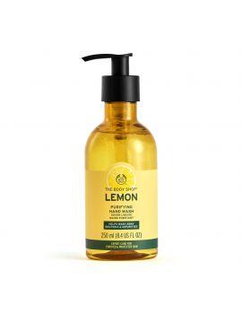 Tekuté mýdlo na ruce Osvěžující citron