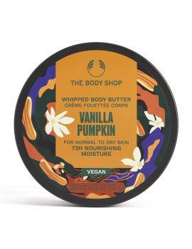 Tělové máslo Vanilka & Dýně