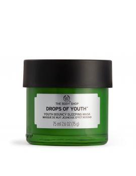 Nošní maska na spaní Drops of Youth