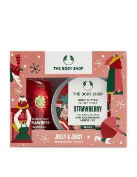 Dárková sada Strawberry Treats