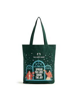 Vánoční platěná taška