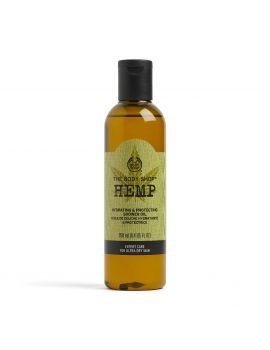 Sprchový olej z konopí