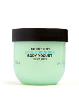 Tělový jogurt Chladivá okurka