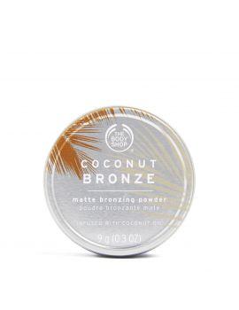 Coconut Bronze matný bronzer