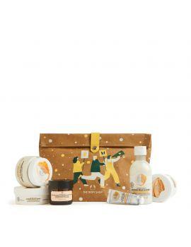 Luxusní dárková sada Mandlové mléko & Med