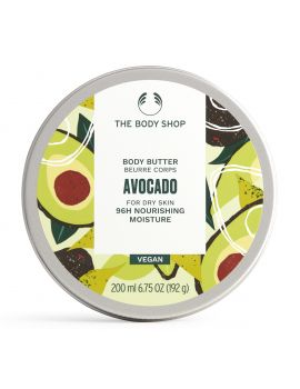 Tělové máslo Avocado
