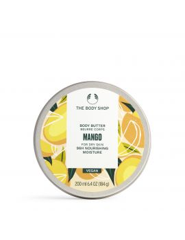 Tělové máslo Mango