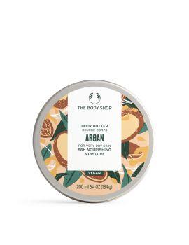 Tělové máslo Wild Argan