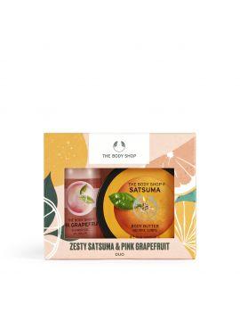 Malá dárková sada Satsuma  & Pink Grapefruit Duo