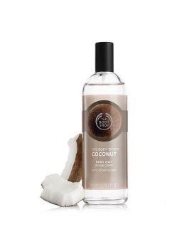 Kokosová tělová sprška