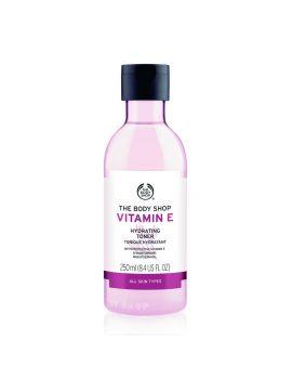 Hydratační tonik Vitamín E