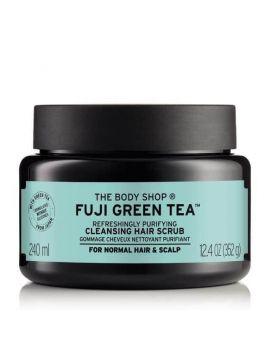 Vlasový peeling Fuji Green Tea™