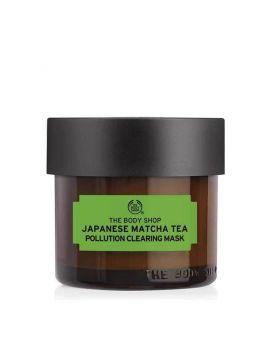 Japanese Matcha Tea čistící pleťová maska