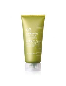 Kistna 2 v 1 sprchový gel a šampon pro muže