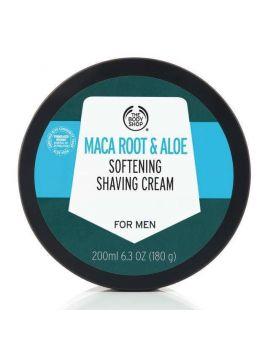 Maca Root & Aloe zjemňující krém po holení