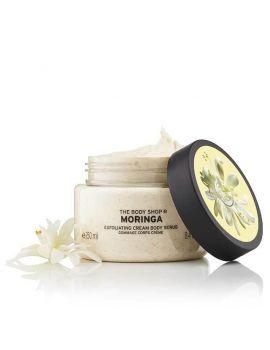 Tělový peeling Moringa