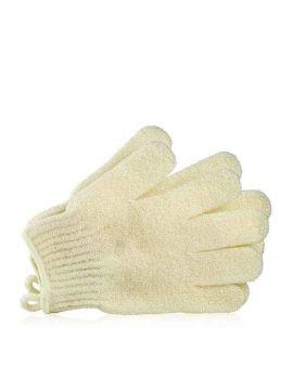 Rękawice peelingujące