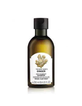 Šampon proti lupům Zázvor