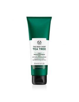 Tea Tree 3 v 1 - čištění, peeling, maska