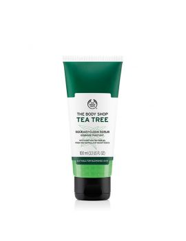 Tea Tree čistící scrub