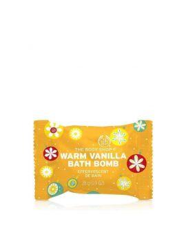 Koule do koupele Sváteční vanilka