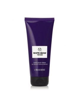 White Musk® 2 v 1 sprchový gel a šampon pro muže